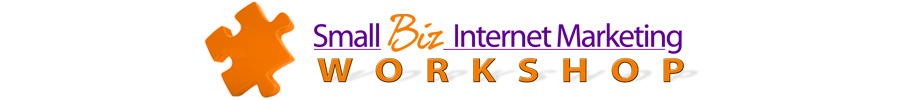 Small Business Internet Marketing Live Webinar